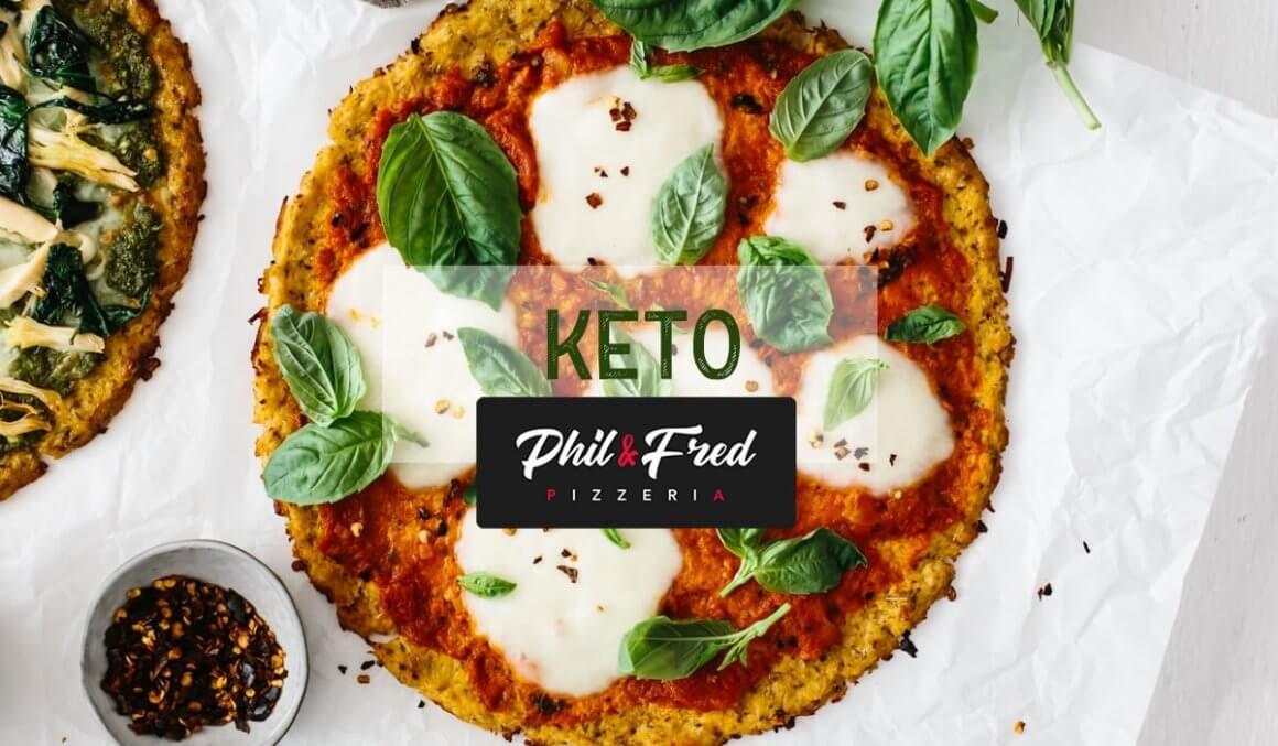 La pizza keto, une option à faible teneur en glucides pour respecter votre alimentation cétogène