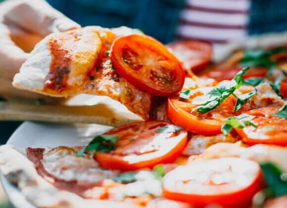 5 raisons d'essayer une pizza végétalienne ou végétarienne