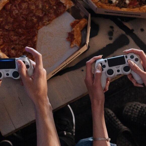 Parfaite pour les soirées jeux vidéo